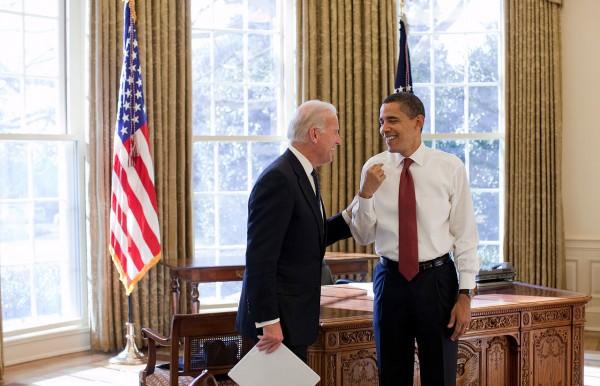 Obama Gives Joe Biden 'Blessing' For 2016 Run