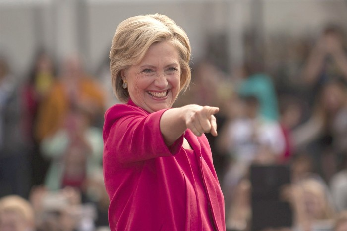 Hillary Clinton Really Is Coming For Your Guns
