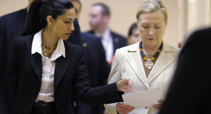 Hillary Clinton Email Probe Turns to Huma Abedin