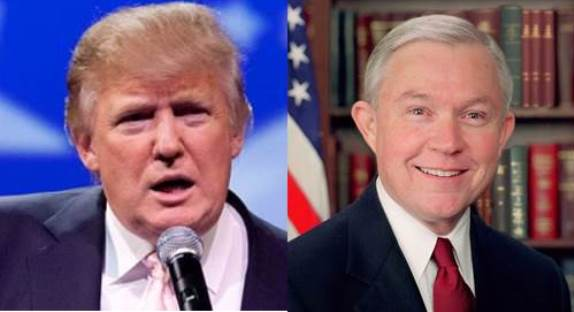 "Senator Jeff Sessions Endorses Donald Trump's Common Sense ""Americans First"" Immigration Plan"