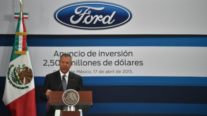 Trump Was Right: You Will Not Believe Where Ford Motors Is Building 2 New Plants