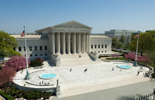 Protesters Have No Free-Speech Rights On Supreme Court's Front Porch