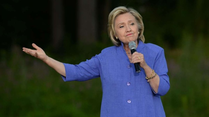 Hillary Clinton's Server Wiped Clean
