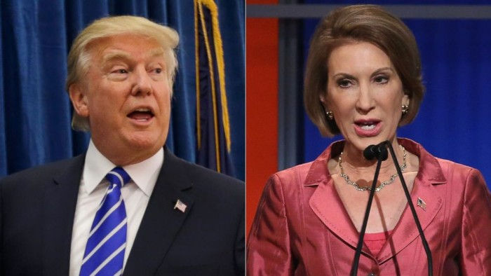 The GOP War Heats Up: Trump Scorches Carly Fiorina In New Hampshire Speech [Video]