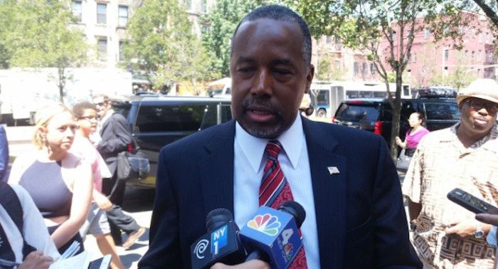 Ben Carson Had This To Say About 'Black Lives Matter' And Planned Parenthood