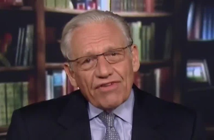 Bob Woodward: Clinton Emails 'Remind Me Of The Nixon Tapes'