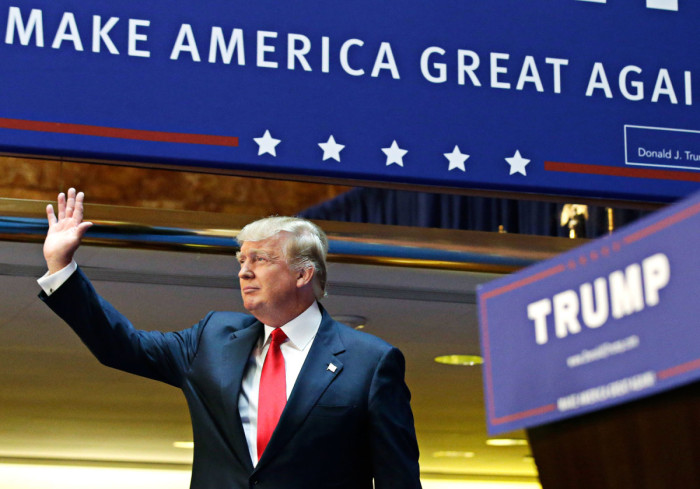 Bloomberg: Trump 'Laps The Field' Dominates GOP In Pre-Debate Poll
