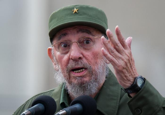 Fidel Castro to US: You Owe Us Millions