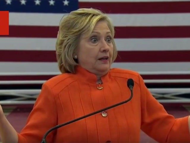Hillary Clinton Gets Hostile And Defensive Over Server Questions [Video]