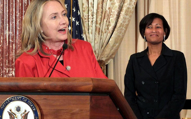 BREAKING: Cheryl Mills, Clinton's Chief Of Staff Destroying Emails About Boss Hillary