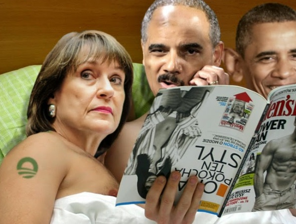 IRS Breakthrough: New Lois Lerner Email Account Reveals Obama, Holder, Lerner Corruption