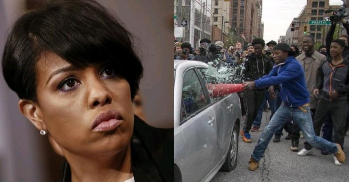 Baltimore Mayor Says 'I'm Not Going To Resign' Despite City's Most Violent Year [Audio Interview]