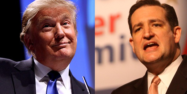 BREAKING: Donald Trump And Ted Cruz Just Teamed Up To Fight In The Most Awesome Of Ways