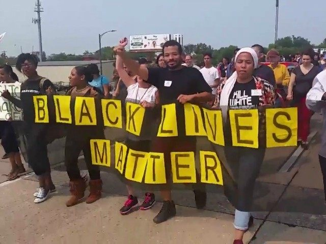 Black Lives Matter Activists Chant 'Pigs In A Blanket' After Cop Murder