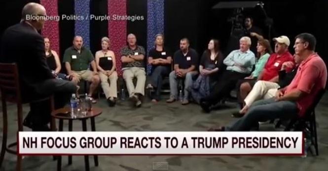 Donald Trump Focus Group 'Shocks' And 'Stuns' Morning Joe Panel [Video]
