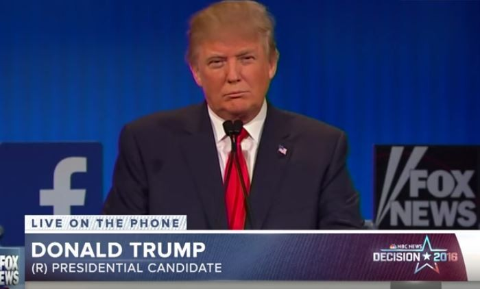 Donald Trump: Univision's Jorge Ramos Was 'Totally Out of Line' [Video]