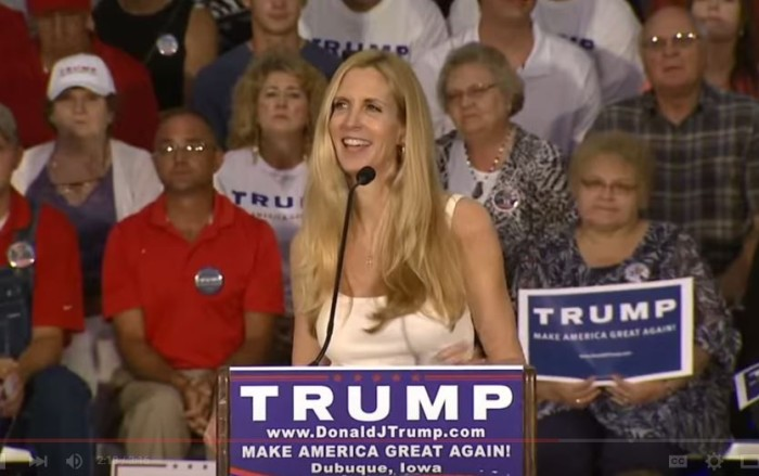 Ann Coulter: 'MSM Forced To Discuss Anchor Babies, Illegal Immigration Because Of Donald Trump' [Video]