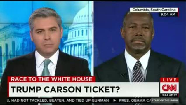Ben Carson Has Heated Exchange With CNN Jim Acosta: 'READ MY LIPS' [Video]