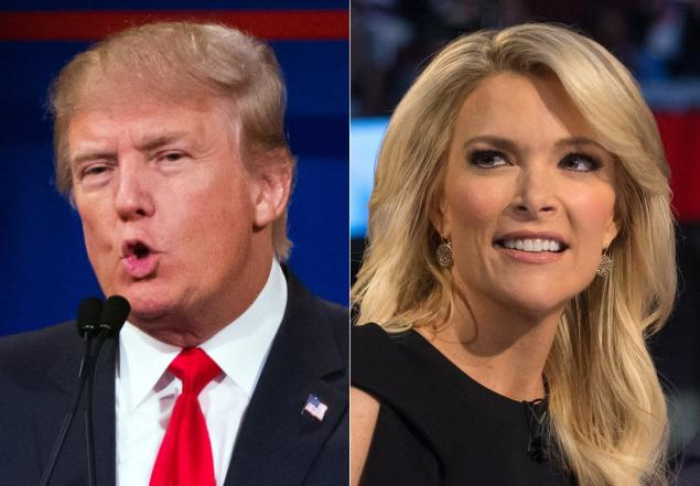 Trump To Ailes: 'I Do Not Think Megyn Kelly Is A Quality Journalist'