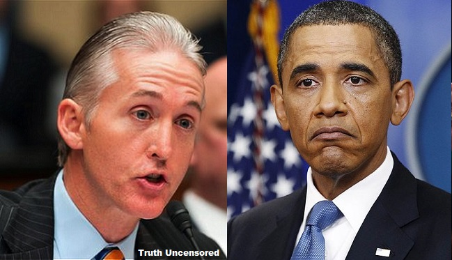 BREAKING: Trey Gowdy Dropped The Hammer On Obama's Planned Parenthood… Liberals Are Furious [Video]