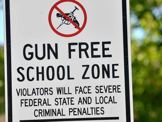 Here Are How Many Lives Were Taken In Just 8 Gun Free Zones