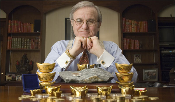 ALERT: Legendary Gold Expert: 'Plunge Protection Team Losing Control Of Markets' [Video]