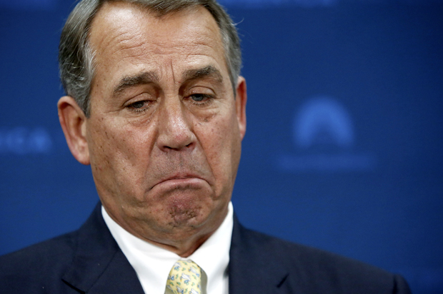 John Boehner Embarrassed: Could Not Find The Votes To Reelect Him Speaker