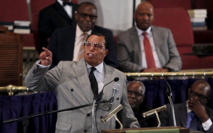 Farrakhan To Followers: 'White People Deserve To Die'