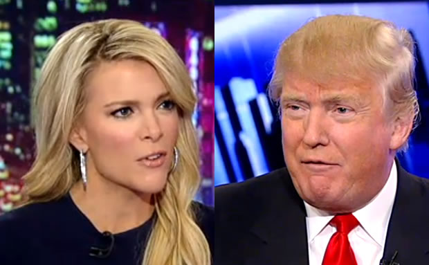 Here's What Made Donald Trump So Angry At Megyn Kelly [Video]