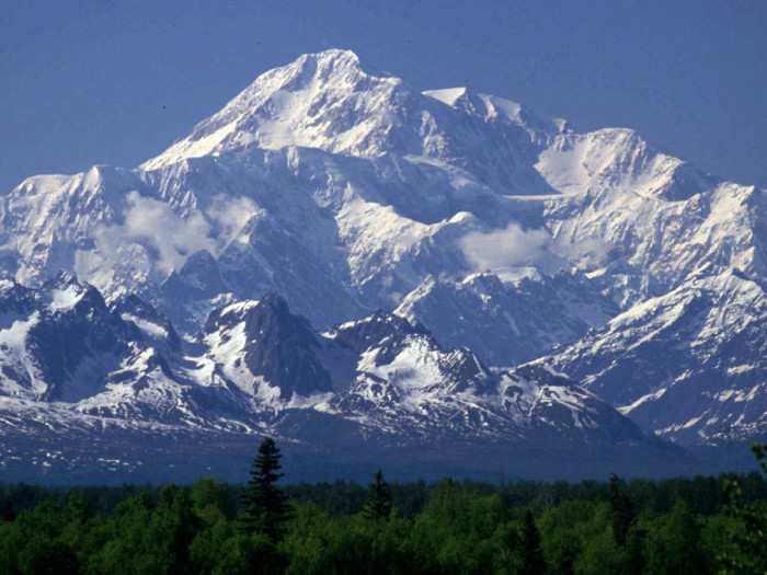 Executive Power: Obama Renames Mt. McKinley Before Trip To Alaska