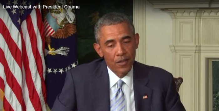 Obama:  I Understand 'Cruelty Of Man' Because I'm An African-American [Video]