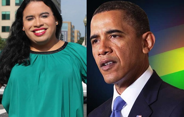 Obama Is Doing The Happy Dance: Hired The First Transgender White House Employee