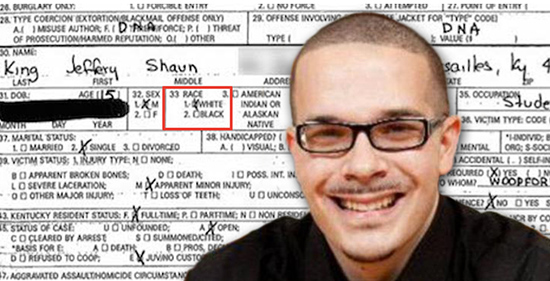 Did Black Lives Matter Organizer Shaun King Pretend To Be Biracial?