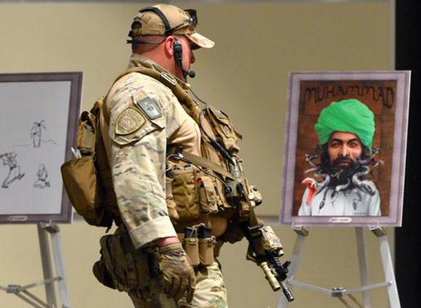 Muhammad Art Exhibit Terrorist Allegedly Used Fast And Furious Handgun [Video]