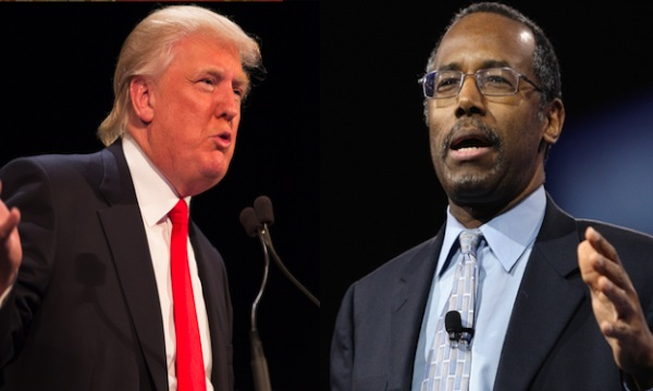 Carson Catches Trump In Iowa