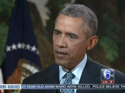 Obama On Virginia News Crew Shooting:  Gun-related Death 'Dwarf' Terrorism Deaths