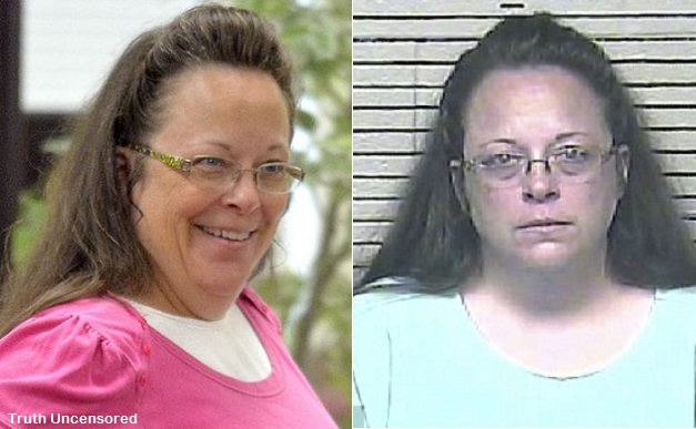 US District Court Judge Orders Kentucky Clerk Kim Davis To Be Released From Jail