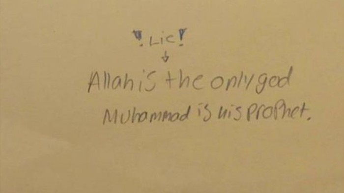 "Public Schools Teaching Children ""Allah Is The One True God"" [Video]"