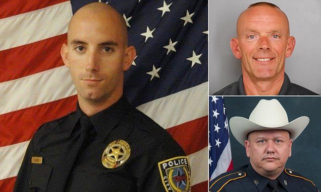Three Cops Murdered In Less Than A Week:  Another Officer Found Slaughtered In His Texas Home