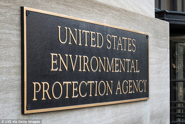 The EPA Has Spent $92 Million On Office Furniture Over The Past Decade, About $6,000 For Each Of The Agency's 15,500 Employees