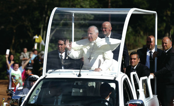 Pope's Visit Will Produce Largest Security Operation In U.S. History