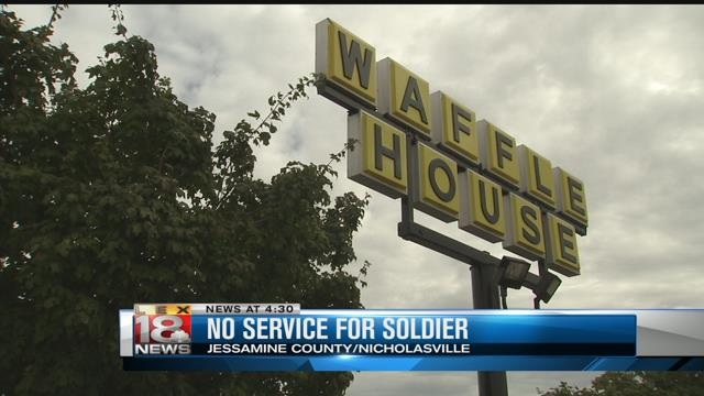 Restaurant Refuses Service To Soldier Carrying Firearm [Video]