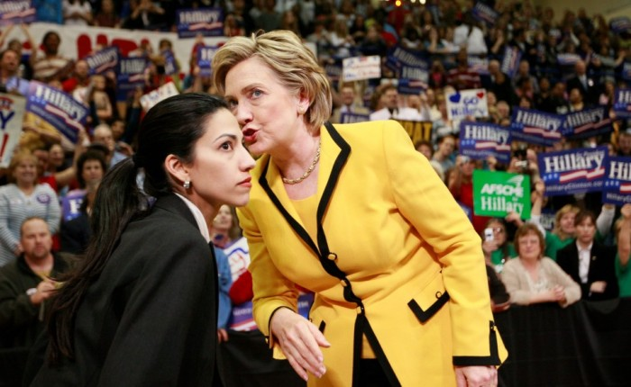 The Huma Files:  Feds Investigated Top Hillary Clinton Aide For Embezzlement