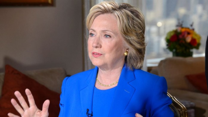 Hillary Clinton Apologizes For Private Email – Chokes Up During ABC News Interview