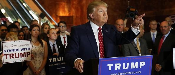 Donald Trump Surpasses Field, Flirts With 40 Percent In Alabama Poll