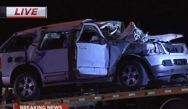 Illegal Immigrant Car Crash Kills 6 in Central Texas