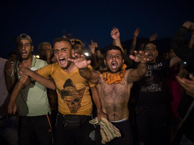 China Declares: 'USA Must Take More Syrian Refugees; We'll Take Zero'