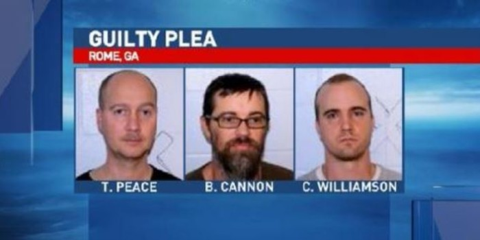 Three US Citizens Sentenced For Conspiracy To Start A Revolution Using WMDs
