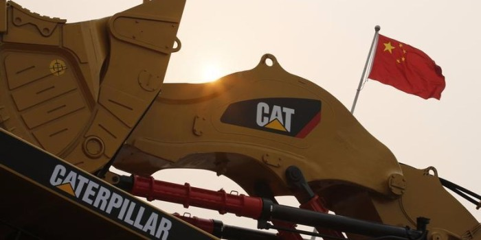 Caterpillar To Cut As Many As 10,000 Jobs