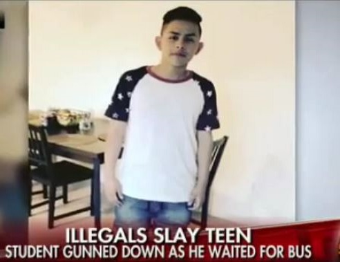 Three Illegal Immigrant MS13 Gang Members Charged In High School Students Murder [Video]